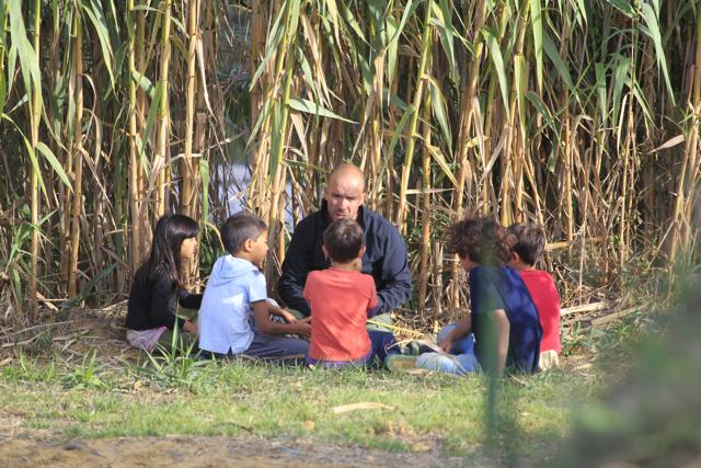Trabalho de campo e aprendizagem ao ar livre